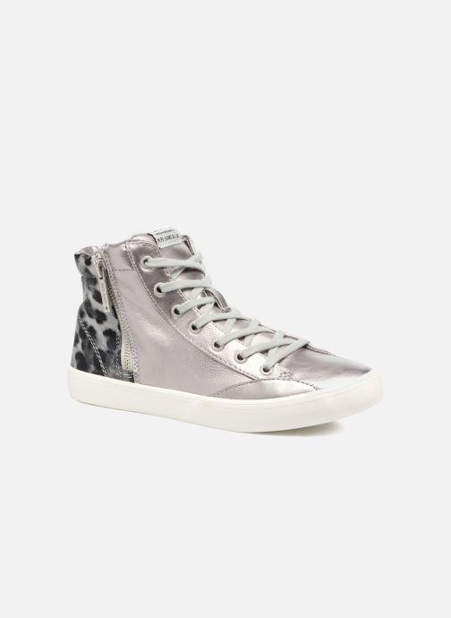 Sneakers Pepe jeans CLINTON SUE Argento vedi dettaglio/paio