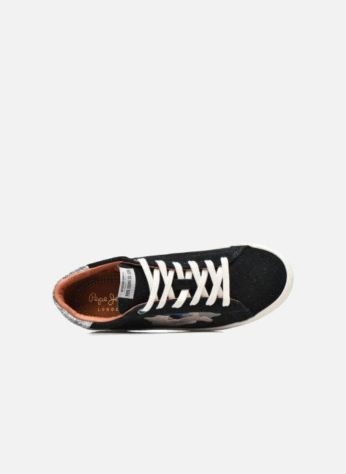 Pepe jeans PORTOBELLO EDT BARTLE (Noir) - Baskets chez Sarenza (301370) 04ea08aa5f08