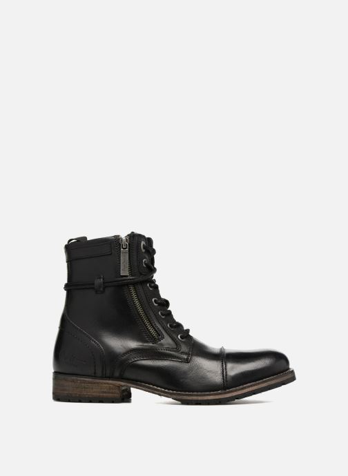 Stiefeletten & Boots Pepe jeans MELTING ZIPPER NEW schwarz ansicht von hinten