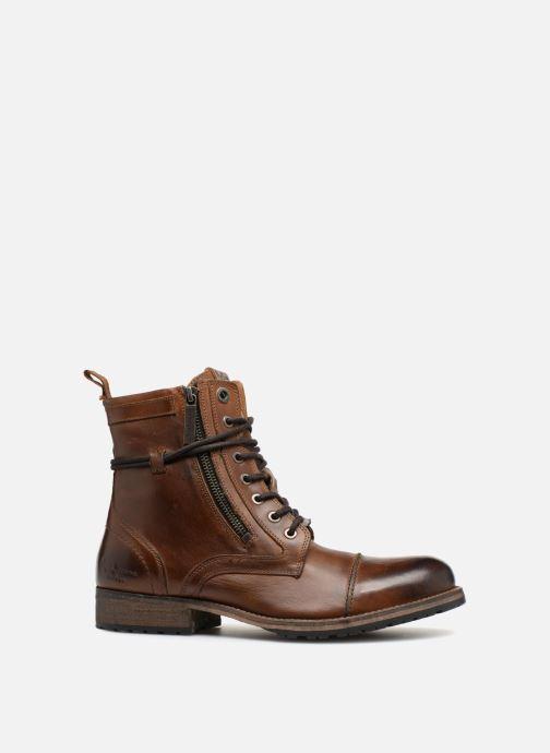 Bottines et boots Pepe jeans MELTING ZIPPER NEW Marron vue derrière
