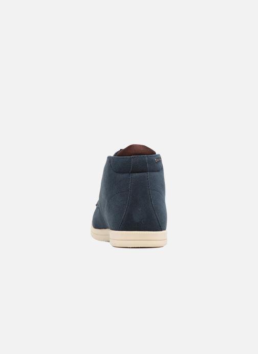 Baskets Pepe jeans Bolton Sand Bleu vue droite