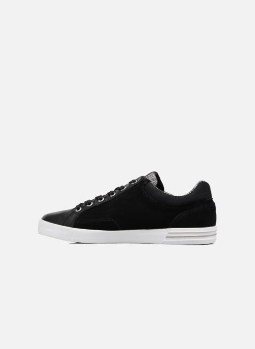 Sneakers Pepe jeans NORTH MIX Zwart voorkant