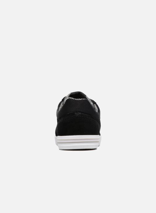 Baskets Pepe jeans NORTH MIX Noir vue droite
