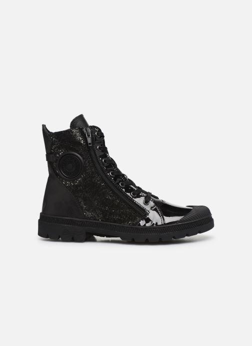 Bottines et boots Pataugas Albin Noir vue derrière