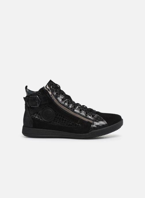 Baskets Pataugas Palme/C Noir vue derrière