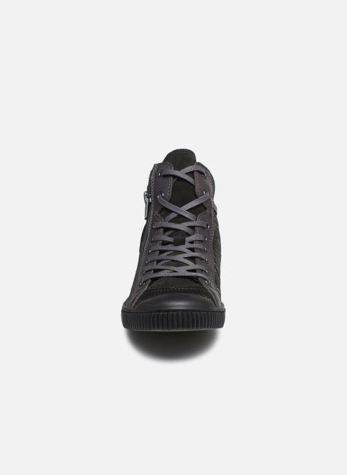 Baskets Pataugas Bono/Z Noir vue portées chaussures