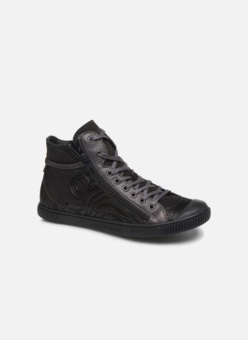 Baskets Pataugas Bono/Z Noir vue détail/paire