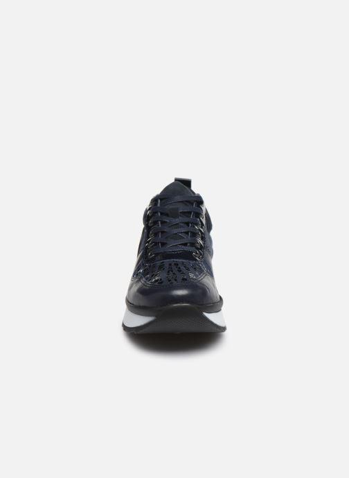 Baskets Pataugas Ocean/Z Bleu vue portées chaussures