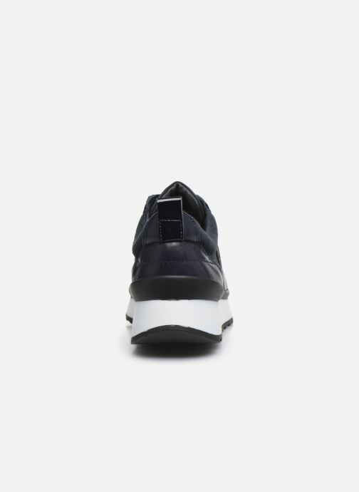Baskets Pataugas Ocean/Z Bleu vue droite