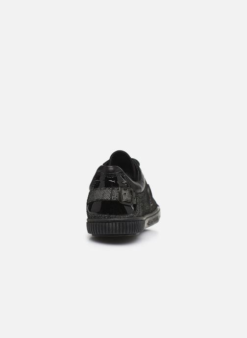 Baskets Pataugas Bohem Noir vue droite