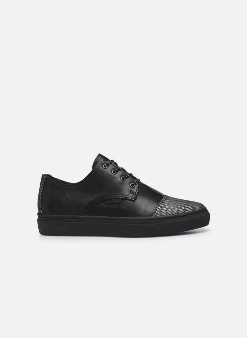 Chaussures à lacets Pataugas Yak Noir vue derrière