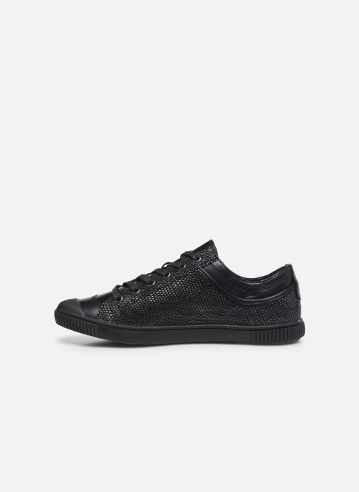 Sneakers Pataugas Bisk S Nero immagine frontale