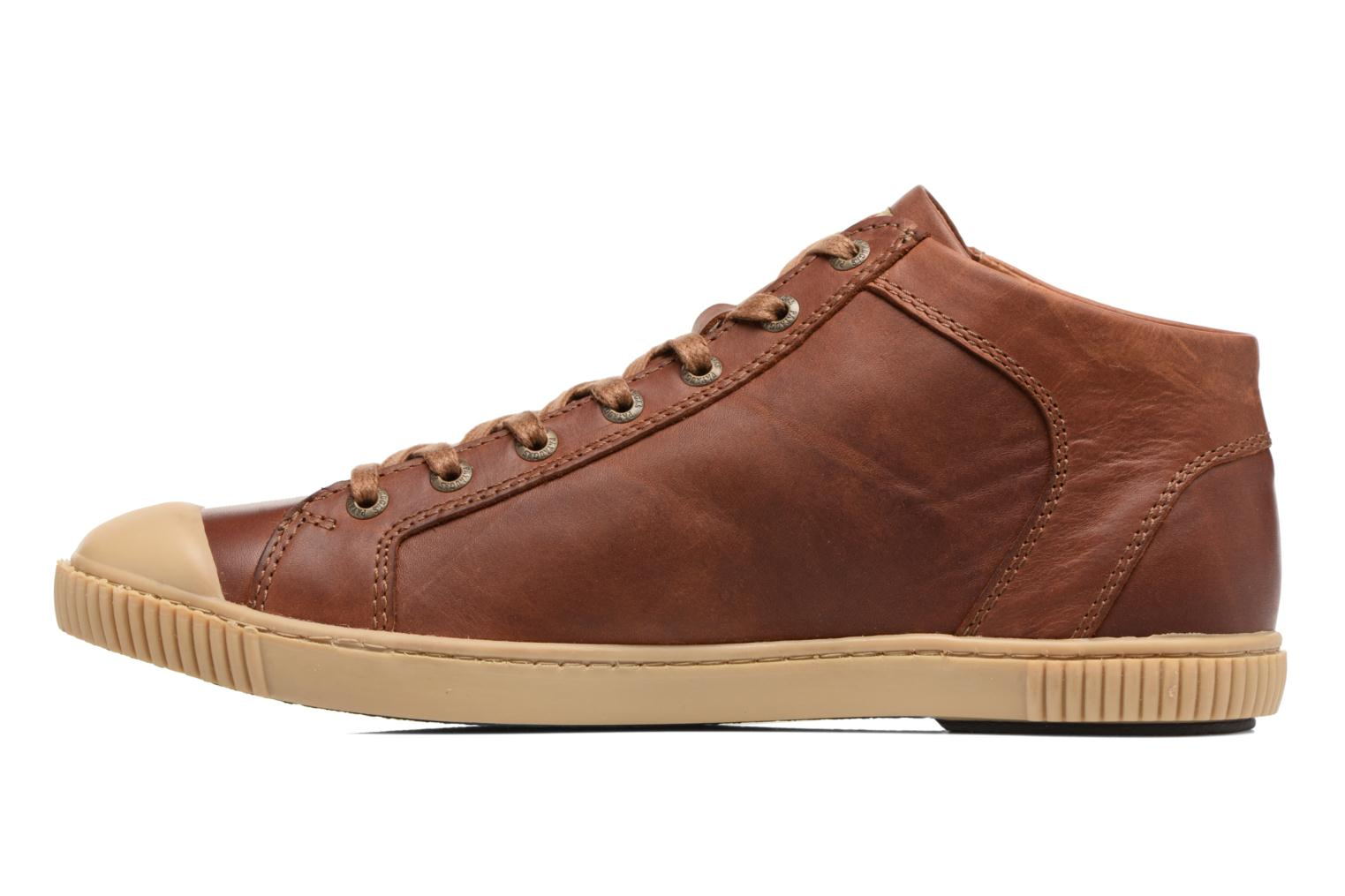 Trainers Pataugas Bumper/W Brown front view