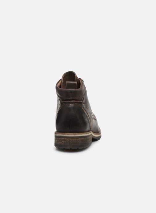 Boots en enkellaarsjes Pataugas Thar Bruin rechts