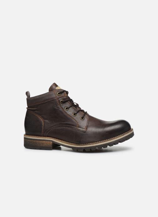 Boots en enkellaarsjes Pataugas Thar Bruin achterkant