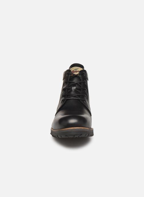Bottines et boots Pataugas Thar Noir vue portées chaussures