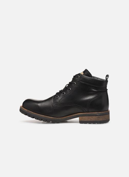 Bottines et boots Pataugas Thar Noir vue face