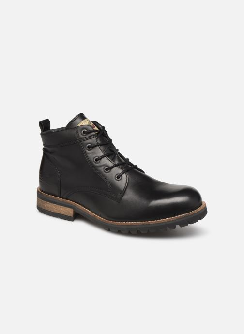 Bottines et boots Pataugas Thar Noir vue détail/paire