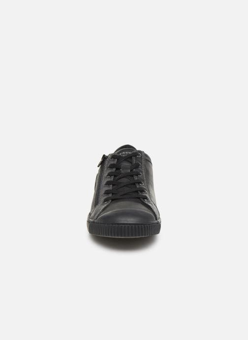 Baskets Pataugas Bump  2 Noir vue portées chaussures