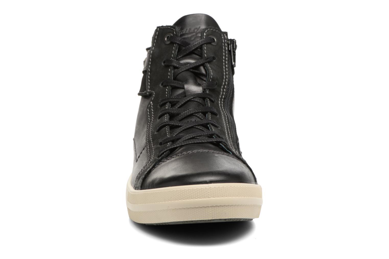 Baskets Pataugas Clovis/B Noir vue portées chaussures