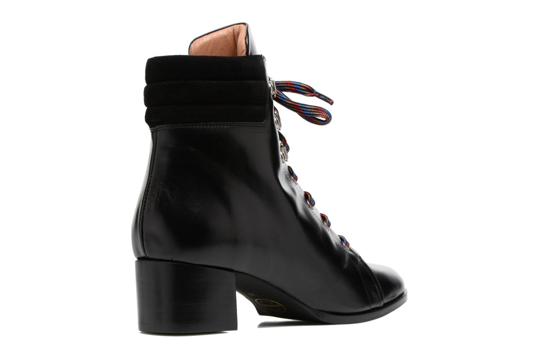 Bottines et boots Made by SARENZA Winter Ski #7 Noir vue face