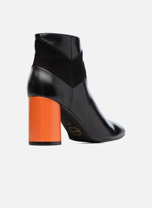 Boots en enkellaarsjes Made by SARENZA Winter Ski #8 Zwart voorkant