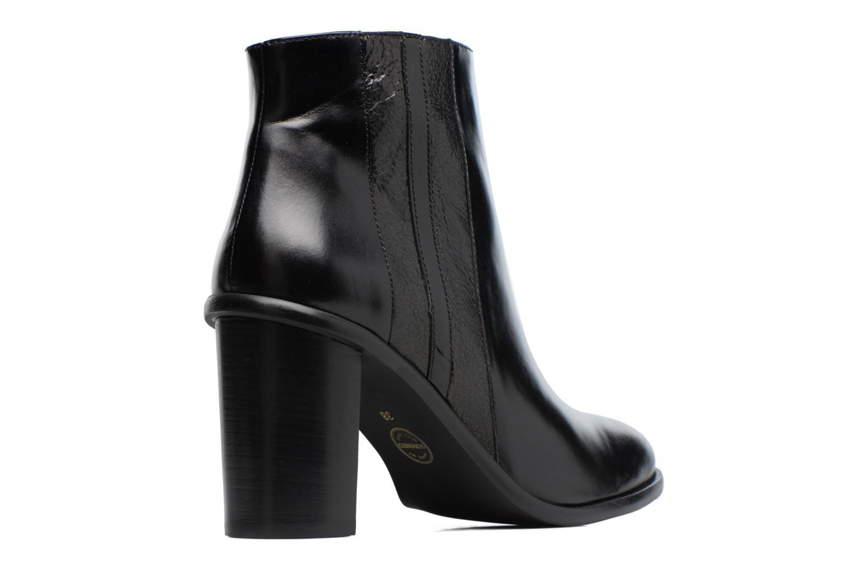 Bottines et boots Made by SARENZA Winter Ski #9 Noir vue face