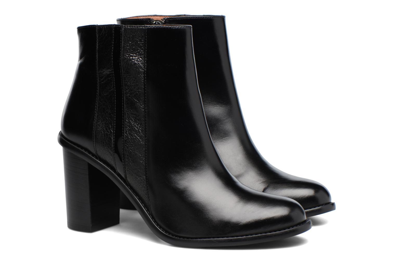 Bottines et boots Made by SARENZA Winter Ski #9 Noir vue derrière