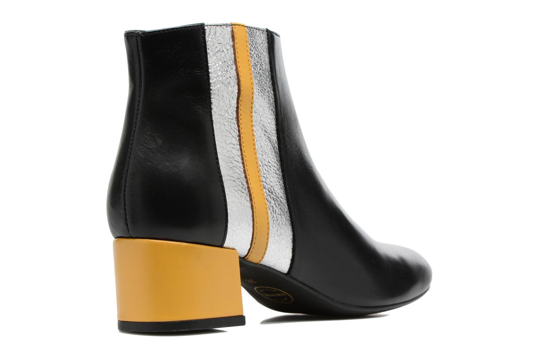 Bottines et boots Made by SARENZA Winter Ski #10 Noir vue face