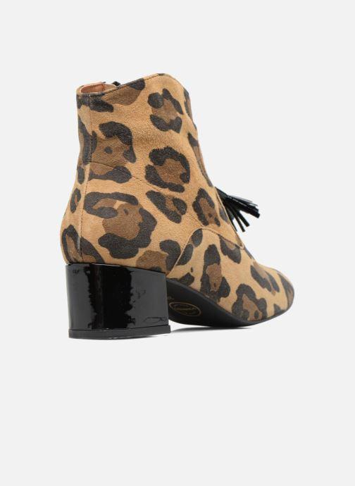 Bottines et boots Made by SARENZA Winter Freak #6 Marron vue face