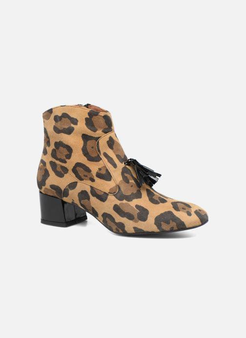 Bottines et boots Made by SARENZA Winter Freak #6 Marron vue droite