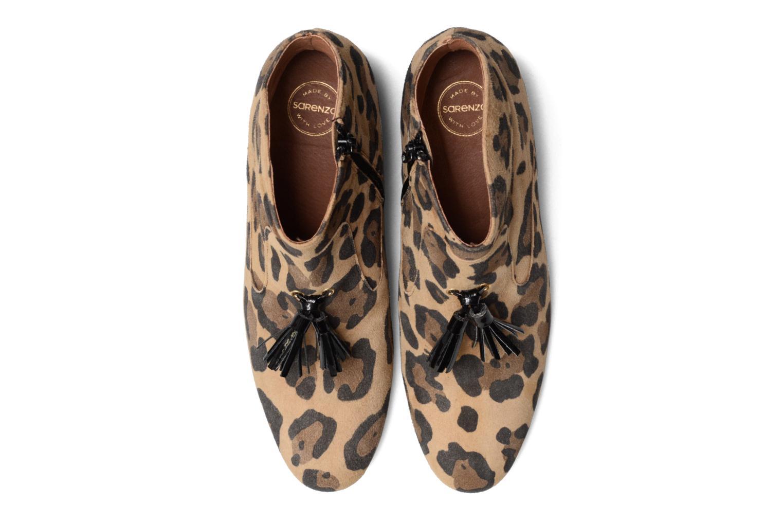 Bottines et boots Made by SARENZA Winter Freak #6 Marron vue portées chaussures