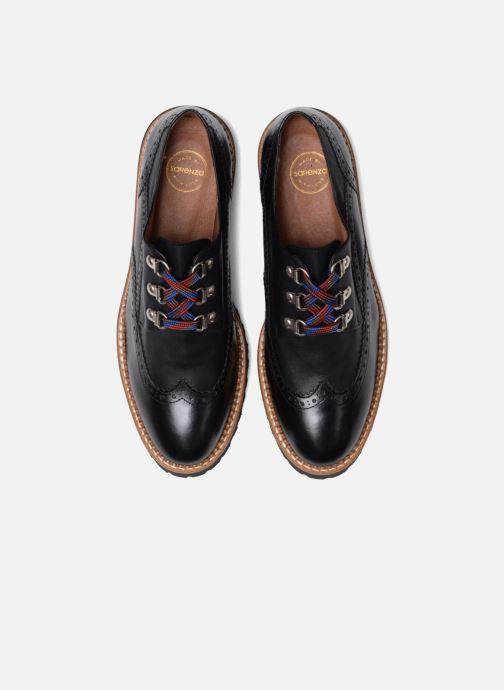 Chaussures à lacets Made by SARENZA Partygloo #6 Noir vue portées chaussures