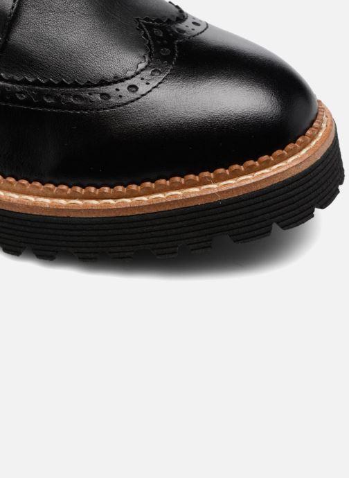 Scarpe con lacci Made by SARENZA Partygloo #6 Nero immagine sinistra