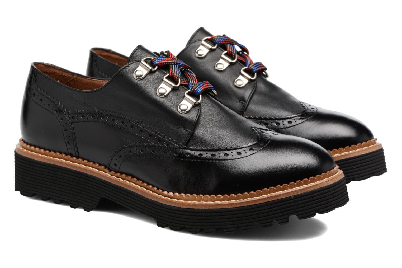Chaussures à lacets Made by SARENZA Partygloo #6 Noir vue derrière