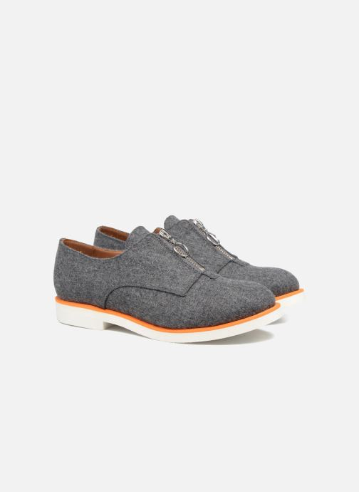 Lacets1grisMocassins Sarenza Pastel Chez301472 À By Affair Made Chaussures hsxtrdQC