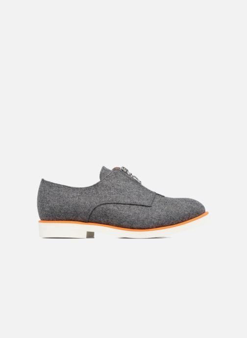 Mocassins Made by SARENZA Pastel Affair Chaussures à Lacets #1 Gris vue détail/paire