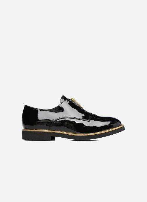 Mocassins Made by SARENZA Pastel Affair Chaussures à Lacets #1 Noir vue détail/paire