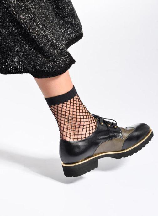 Scarpe con lacci Made by SARENZA Legit Legion #4 Multicolore immagine dal basso