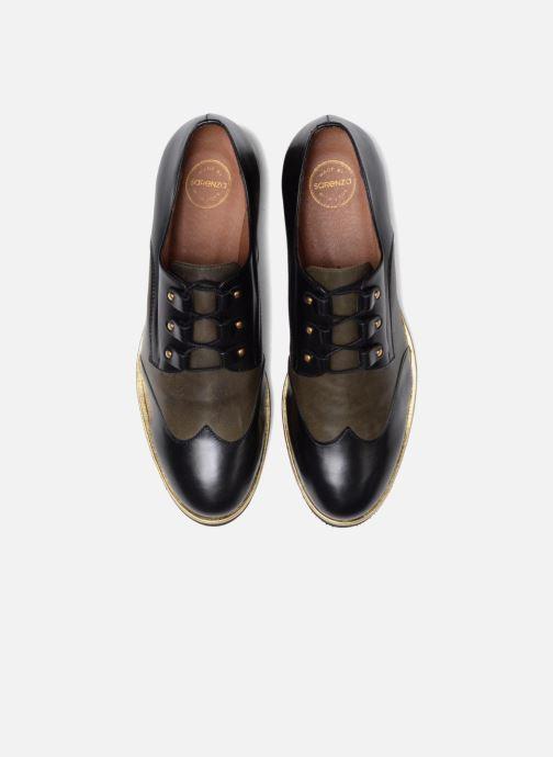 Zapatos con cordones Made by SARENZA Legit Legion #4 Multicolor vista del modelo