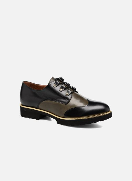 Zapatos con cordones Made by SARENZA Legit Legion #4 Multicolor vista lateral derecha