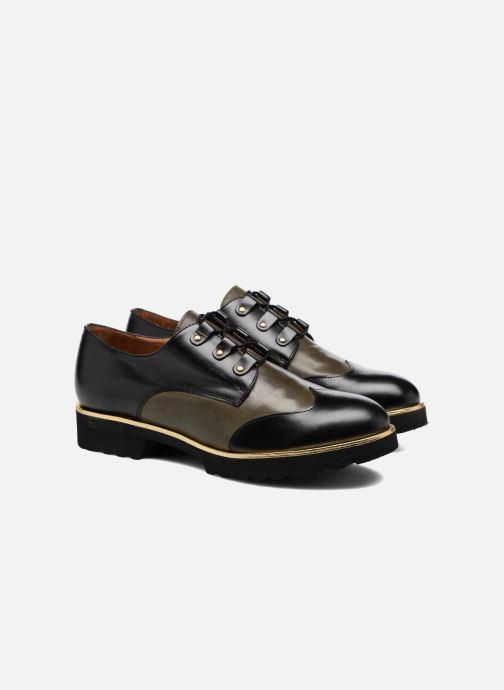 Chaussures à lacets Made by SARENZA Legit Legion #4 Multicolore vue derrière