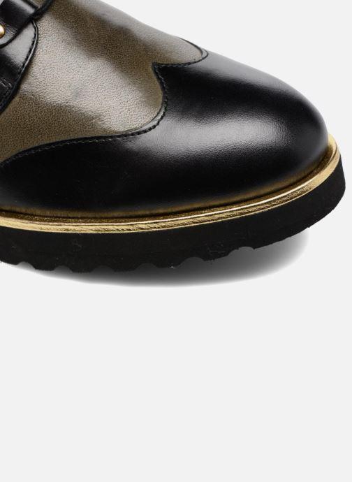 Zapatos con cordones Made by SARENZA Legit Legion #4 Multicolor vista lateral izquierda