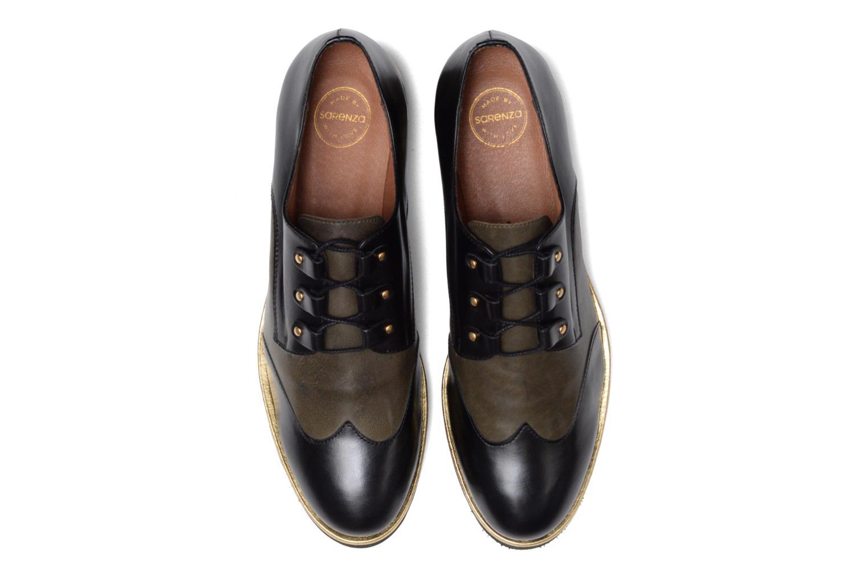 Chaussures à lacets Made by SARENZA Legit Legion #4 Multicolore vue portées chaussures