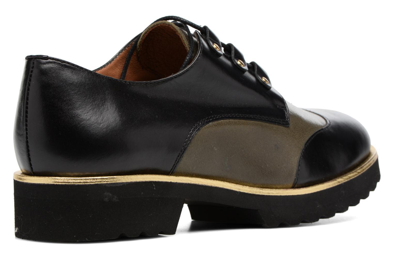 Chaussures à lacets Made by SARENZA Legit Legion #4 Multicolore vue face