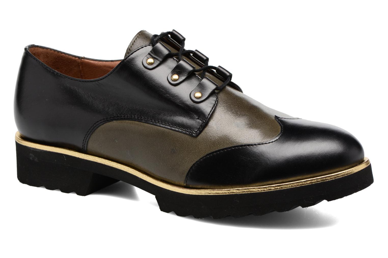 Chaussures à lacets Made by SARENZA Legit Legion #4 Multicolore vue droite