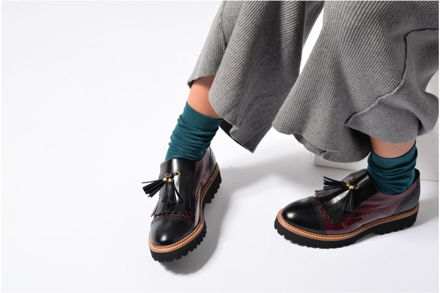 Loafers Made by SARENZA Legit Legion #5 Multicolor view from underneath / model view