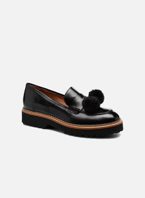 Loafers Made by SARENZA 90's Girls Gang Mocassins #4 Black view from the right