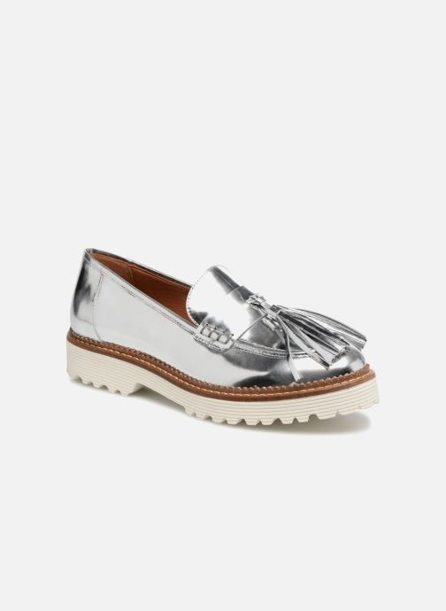 Loafers Made by SARENZA 90's Girls Gang Mocassins #4 Sølv Se fra højre