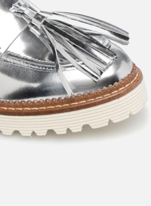 Loafers Made by SARENZA 90's Girls Gang Mocassins #4 Sølv se fra venstre